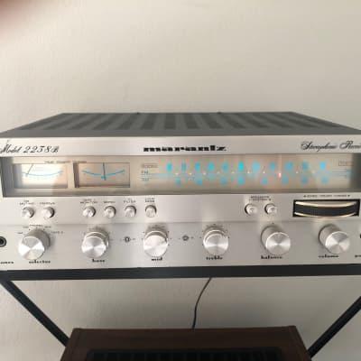 Vintage Marantz 2238B AM/FM Stereophonic Receiver-Excellent Condition, Tested!