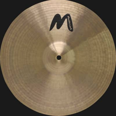 "Masterwork 22"" Jazz Master Crash/Ride"