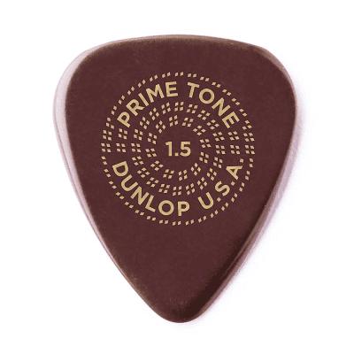 Dunlop 511P150 Primetone Standard Smooth 1.5mm Guitar Picks (3-Pack)