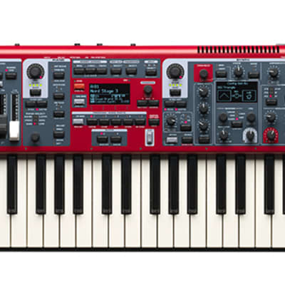 Nord Stage 3 Compact * NAMM Demo Model * 73-Key Semi-Weighted Digital Stage Piano