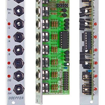 Doepfer - A-160: Clock/Trigger Divider