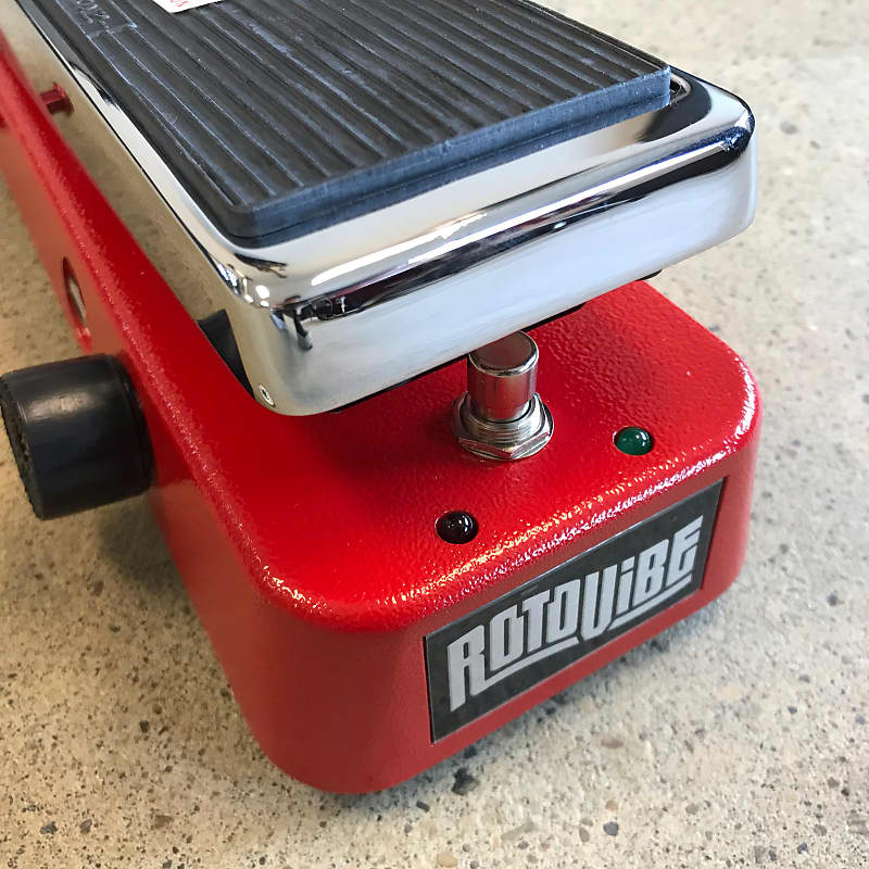 dunlop jd4s rotovibe chorus vibrato pedal leprechaun fx reverb. Black Bedroom Furniture Sets. Home Design Ideas