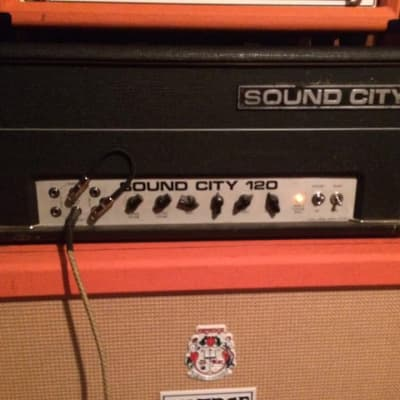 Sound City L120 MK IV 70s for sale