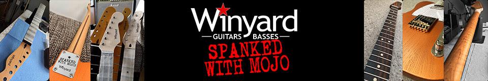 Winyard Guitars & Basses