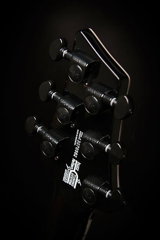 washburn parallaxe pxl20b d electric guitar black gloss usa reverb. Black Bedroom Furniture Sets. Home Design Ideas