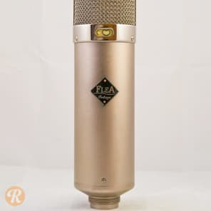 FLEA Microphones 47 Switchable Pattern Tube Condenser Microphone