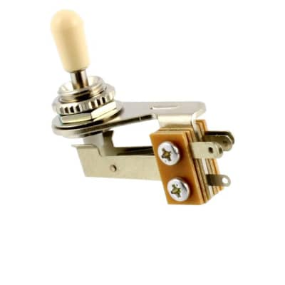 Allparts EP-0065 Right Angle Toggle Switch for sale