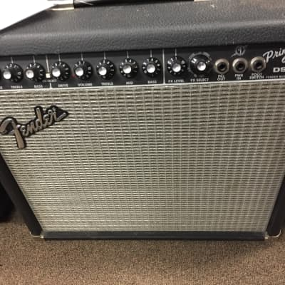 Fender Princeton 65 DSP Guitar Combo Amplifier for sale