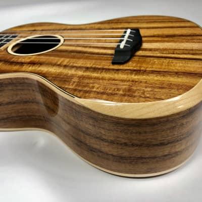 Sound Smith Acacia Pro Ukulele 2020 Acacia Solid Wood for sale