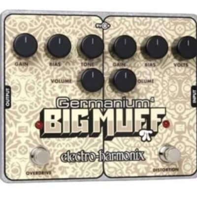 Electro Harmonix Germanium 4 Big Muff Pi Overdrive Distortion Pedal for sale
