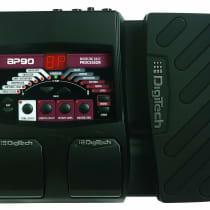 DigiTech BP90 Bass Multi-Effect image