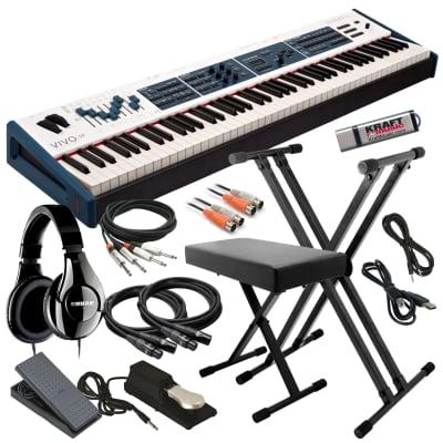 Dexibell VIVO S9 Stage Piano - Key Essentials Bundle