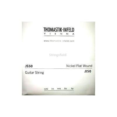 Thomastik Infeld JS50 Nickel Flatwound 050 Single String 050