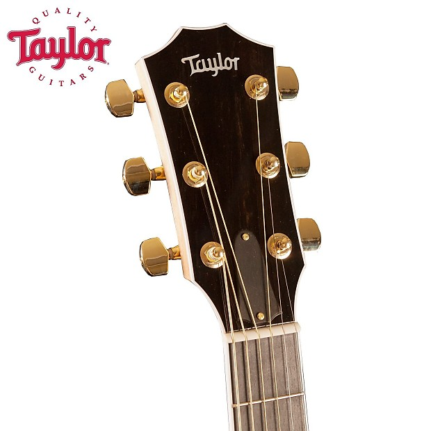 taylor guitars 614ce with deluxe brown taylor hardshell case reverb. Black Bedroom Furniture Sets. Home Design Ideas