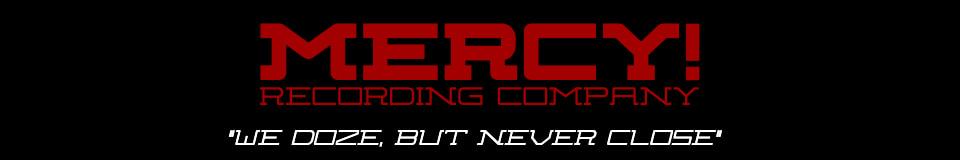 Mercy! Recording Company
