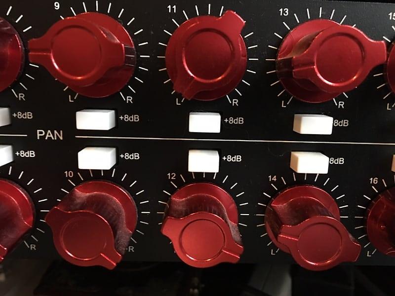 Phoenix Audio Nicerizer Mk2 Summing Unit Nicerizer Mk2 16