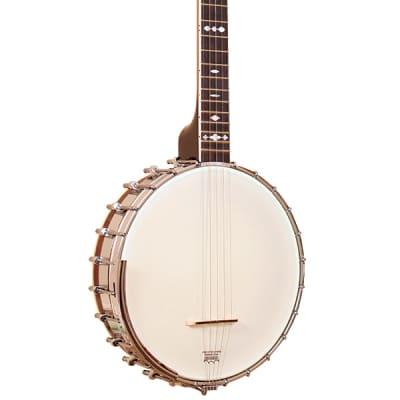 Gold Tone OT-800LN Longneck Tubaphone Openback Banjo w/case