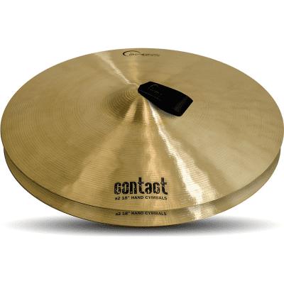 "Dream Cymbals 18"" Contact Series Orchestral Crash Cymbals (Pair)"