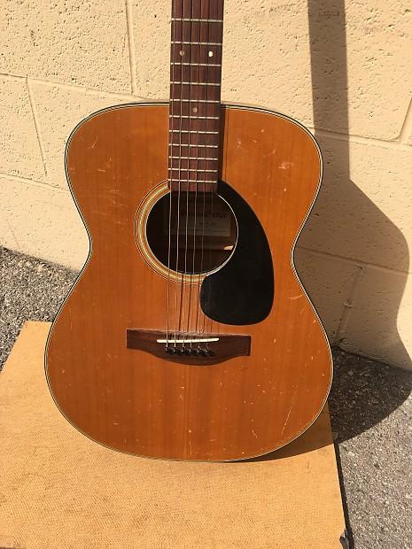 Rare Suzuki F 90 Acoustic Guitar Alan S Collectible