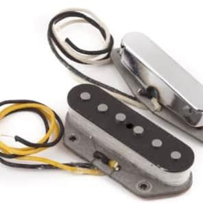 Genuine Fender Pure Vintage '64 Telecaster/Tele Guitar Pickup Set - 099-2234-000