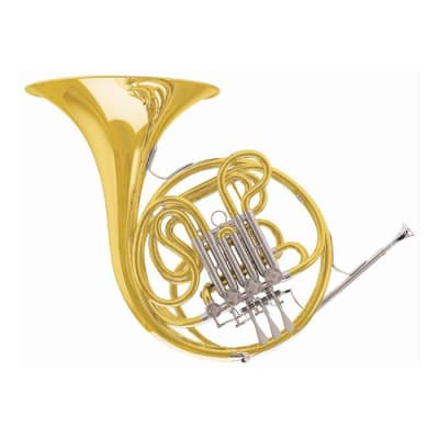 C.G. Conn Model 11DE Professional Double French Horn BRAND NEW