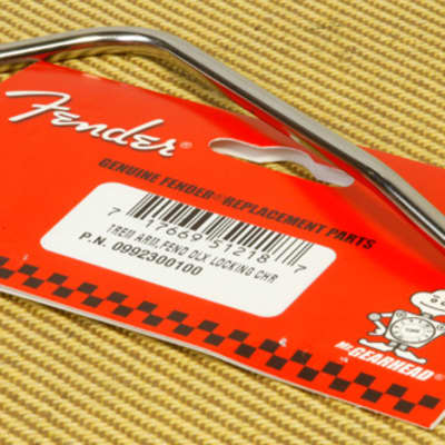 Genuine Fender American Deluxe Stratocaster Pop In Locking Tremolo/Vibrato Arm 0992300100