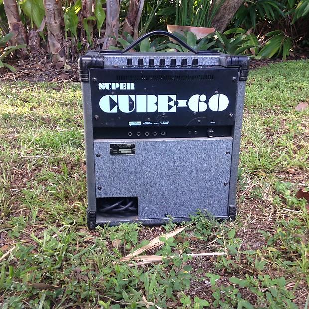 roland super cube 60 manual