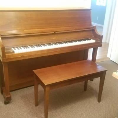 Yamaha P22 Upright Piano 1996  Walnut  Wood - USA Made