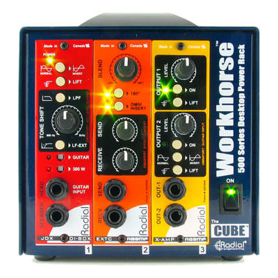 Radial Workhorse - Cube