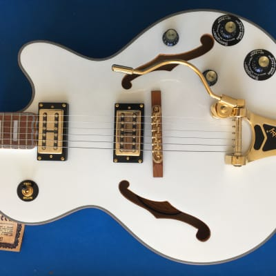 Epiphone Emperor Swingster Royale 2019 Pearl white for sale