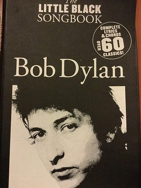 Bob Dylan Chord Book | Reverb
