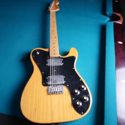 Fender Telecaster Deluxe 1974 Vintage with Case