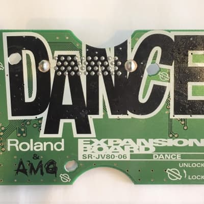Roland SR-JV80-06 Dance Expansion Board