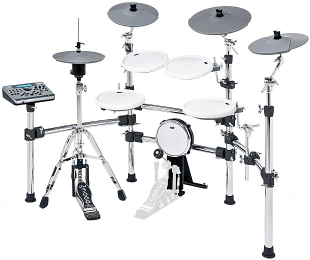 kat percussion kt4 5pc electric drum set reverb. Black Bedroom Furniture Sets. Home Design Ideas