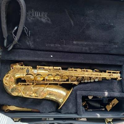 1974 Selmer Mark VI Alto Saxophone