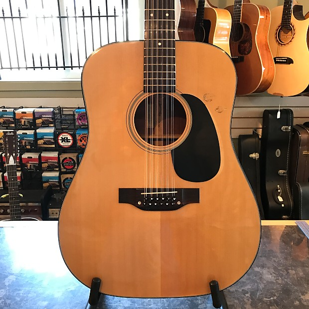 Takamine Lawsuit 12 String 1979 Natural Reverb