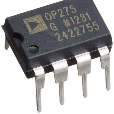 Analog Devices OP275GPZ OP275 Dual Bipolar/JFET Audio Op Amp DIP-8 Breadboard-Friendly - 4