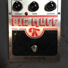 Electro-Harmonix  Big Muff SRC Effects modded
