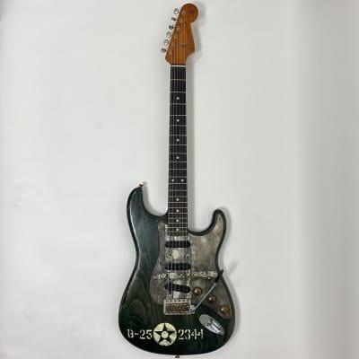 Fender Custom Shop Builder Select Yuriy Shishkov Masterbuilt Pacific Battle Stratocaster