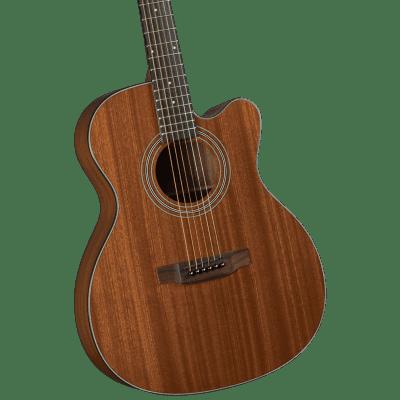 Bristol BM-15CE 000 Cutaway Acoustic-Electric Guitar for sale