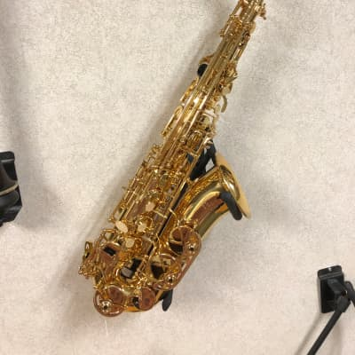 Buffet Crampon BC8101-10 Gold Lacquer