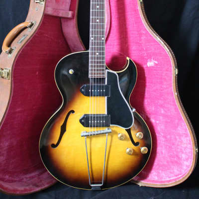 Gibson ES-225 TD 1956 Sunburst for sale