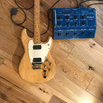 Roland G202 guitar and GR300 guitar synth for sale