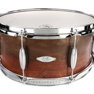 C&C Copper Over Steel Snare Drum 14x6.5 8-Lug