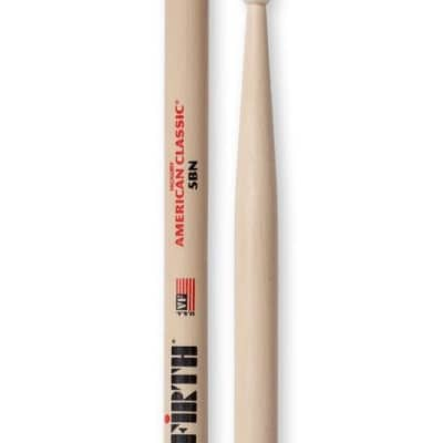 Vic Firth American Classic Series Nylon Tip Drumsticks - 5B