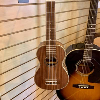 Hamano Deluxe Soprano Ukulele Natural for sale