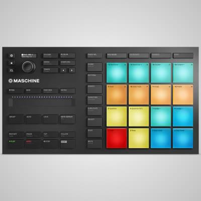 Native Instruments Maschine Mikro MK3 Groove Production Studio