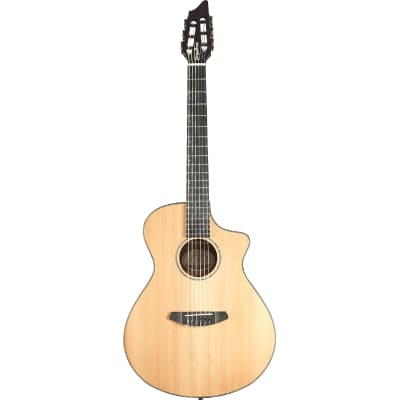 Breedlove Solo Concert Nylon CE Natural