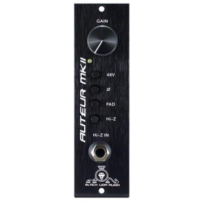 Black Lion Audio Auteur MKII 500 Series Mic Preamp Module