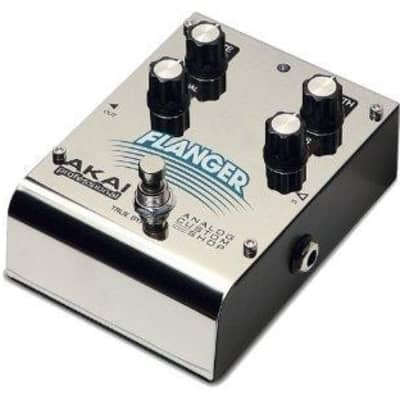 Akai Professional Flanger Analog Flanger Effects Pedal for sale